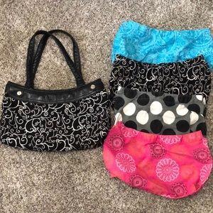 Thirty-One Handbag and Covers